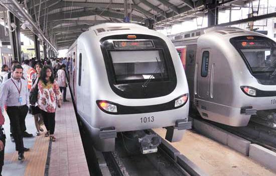 KeSsimpulan Mumbai Metro One Berkolaborasi dengan Google Maps