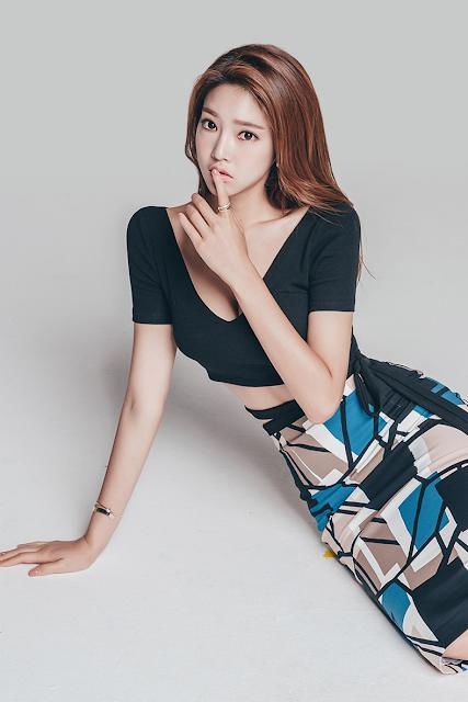 Park Jung Yoon - very cute asian girl - girlcute4u.blogspot.com (4)