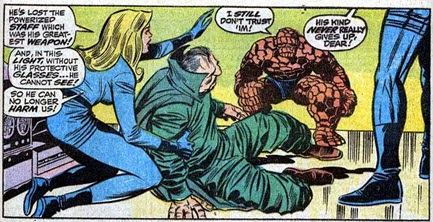 Fantastic Four 90 Lee Kitrby
