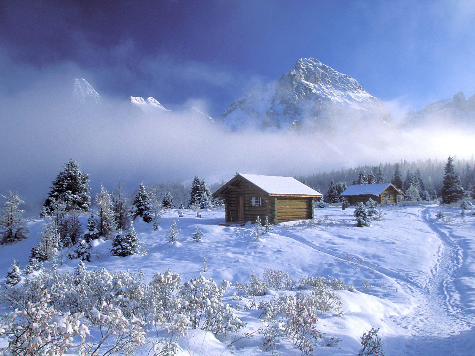 Best Desktop HD Wallpaper - Snow Desktop Wallpapers