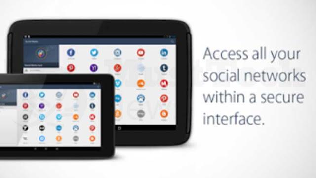 Social Media Vault – Multiple Social Media Accounts Protected under a Single Interface