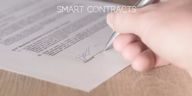 smart contract, blockchain use case