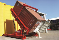 Container Unloaders octal pet resin