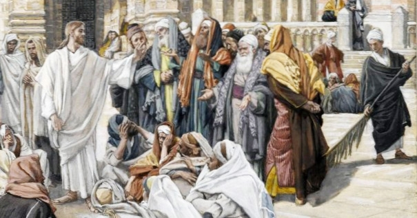 jesus and the pharisees relationship