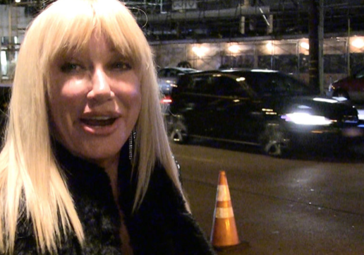 SUZANNE SOMERS: I'll Say It, I'm Happy with Trump ... 'NOW MY CAREER IS OVER!!!'