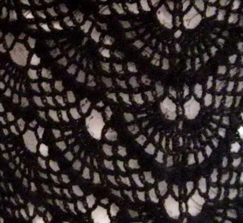 Crochet Shawls: Crochet Lace Shawl Pattern - Wonderful ...