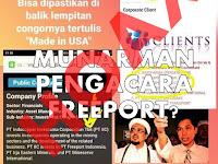 Hoax Munarman Jadi Pengacara Freeport Indonesia