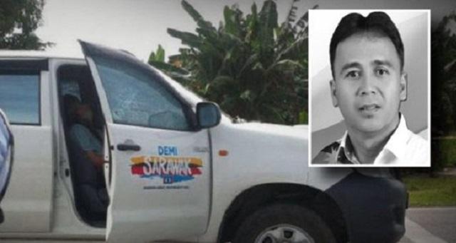 Suspek Kes bunuh Bill Kayong Serah Diri Di Balai Polis