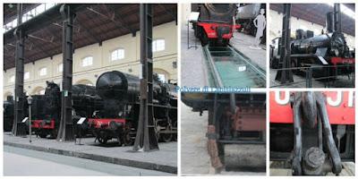 Le varie locomotive che hanno fatto la storia dell'Italia