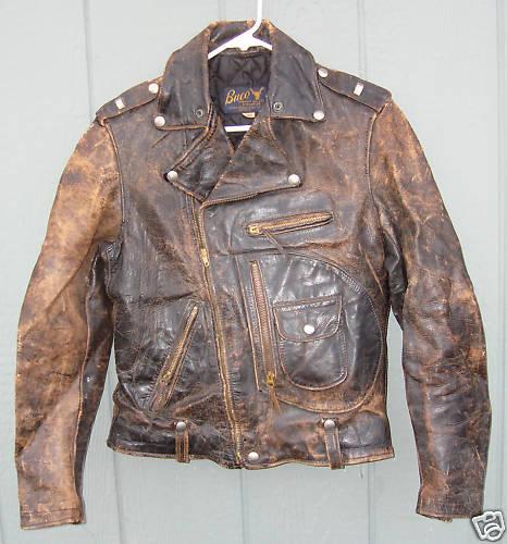 Vintage Leather Jackets For Sale 16