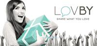 Logo Accumula punti e richiedi buoni Amazon e altri con LOVBY e i tuoi social