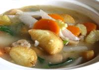 Resep Masakan Cina Sapo Tahu