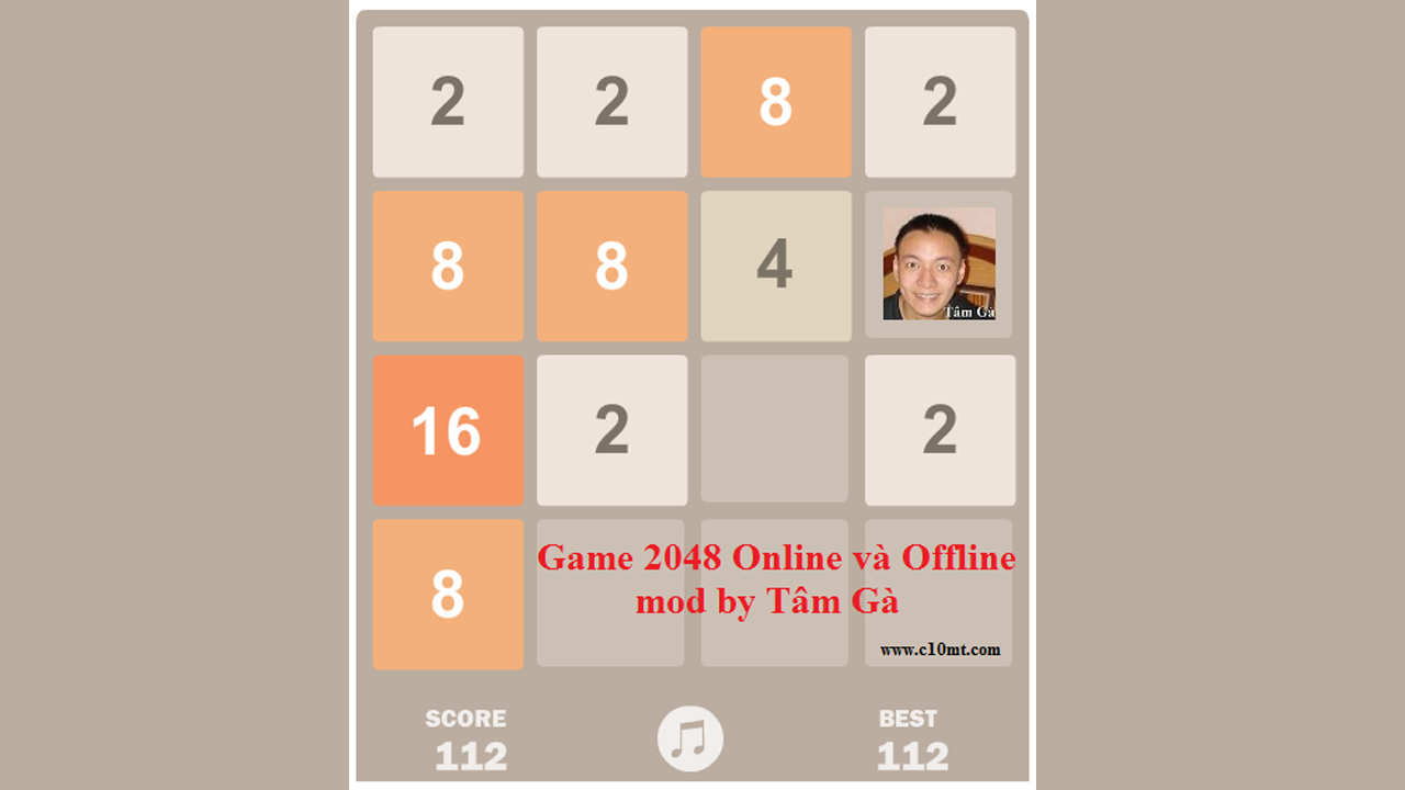 Download 2048 Hướng dẫn game 2048 online thành 2048 offline