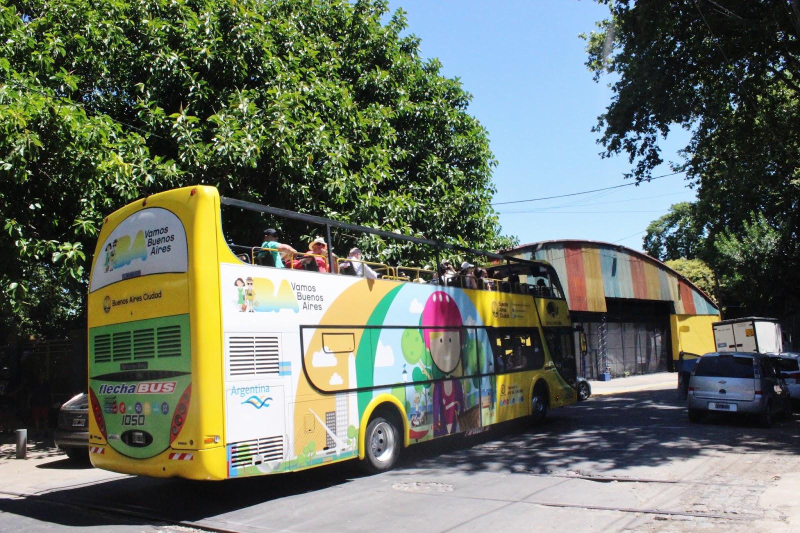 Bus Turistico CABA turismo