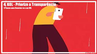 Priorize a Transparência
