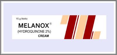 apakah melanox berbahaya?