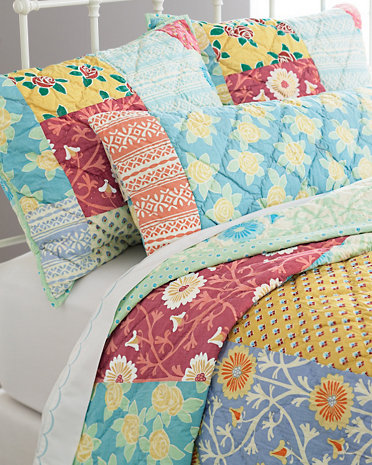 Sweet Cottage Bedding : home goods quilts - Adamdwight.com