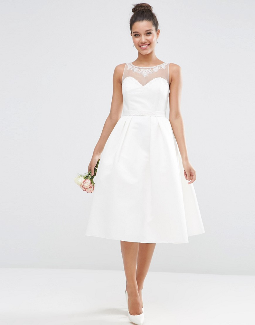 Simple Affordable Wedding Dresses