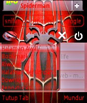 Opera Mini Spiderman Co-Exist V6.50.29701 S60V2 Three