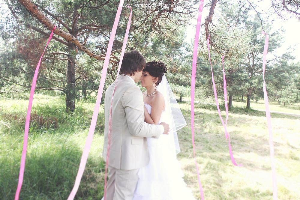 веселая свадебная фотосъемка в июле