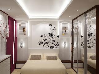 Дизайн спальни: выбор цвета и стиля