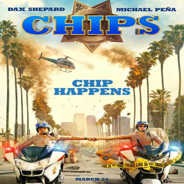Download Film CHIPS (2017) Bluray Subtitle Indonesia