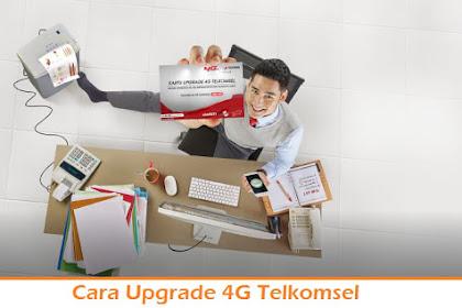 Cara Upgrade 4G Telkomsel dengan 10 Langkah Mudah