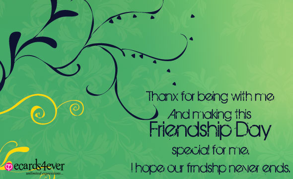 FRIENDSHIP DAY QUOTES AND IMAGES FOR FACEBOOK AND WHATSAPP