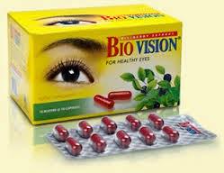 BIO VISION Suplemen Makanan Untuk Kesehatan Mata