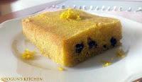 Μπομπότα γλυκιά με σταφίδες - by https://syntages-faghtwn.blogspot.gr