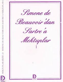 Simone de Beauvoir - Sartre'a Mektuplar 1
