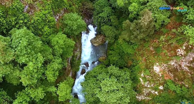 Ιωάννινα:Οταν η φύση ....κόβει την ανάσα με τις εικόνες της![βίντεο]
