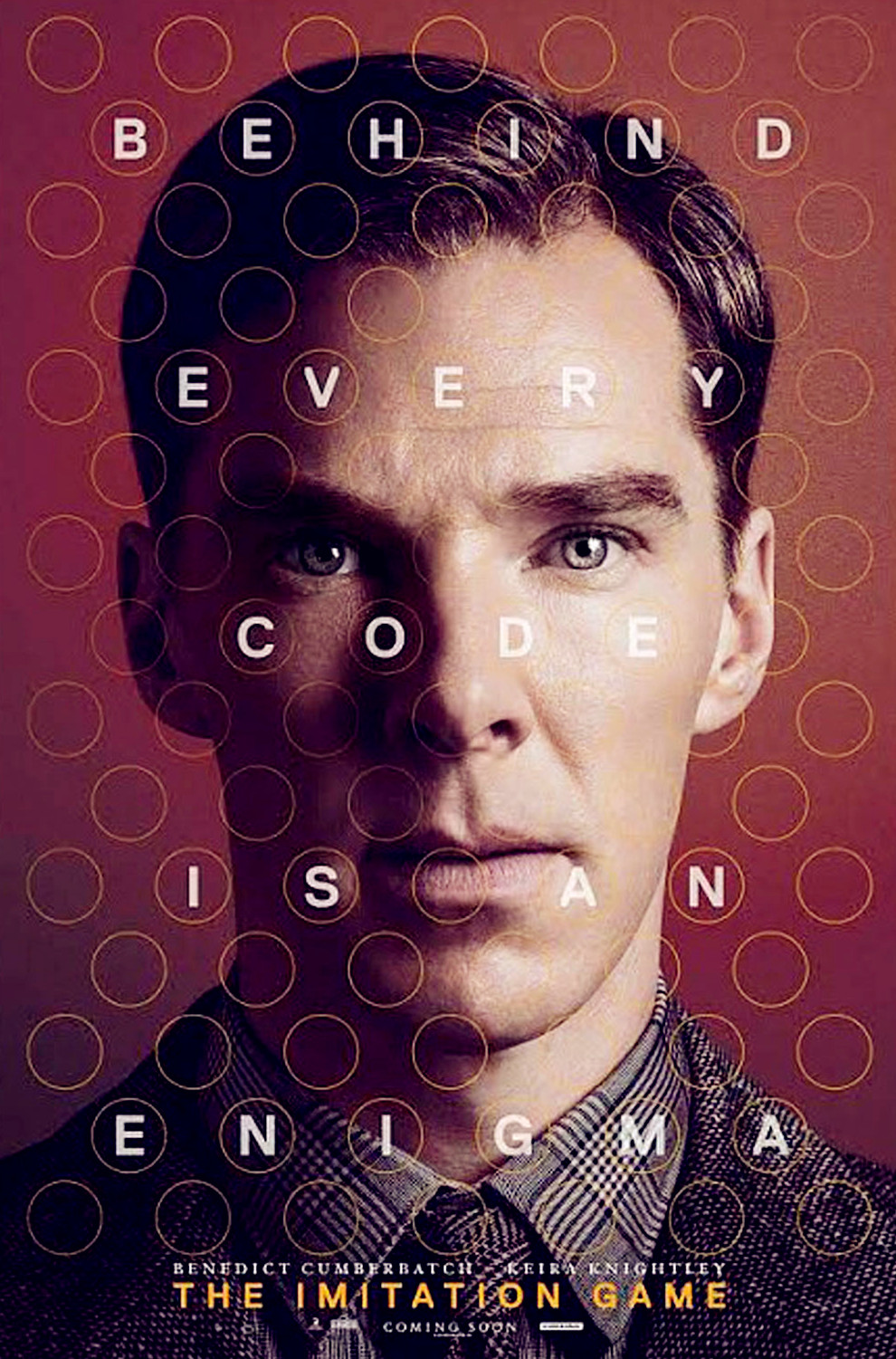 Sinopsis Film The Imitation Game (Benedict Cumberbatch, Keira Knightley, Mark Strong)