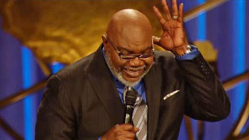 IT ALWAYS COMES IN THREE'S - T D  JAKES ~ Anointed Messages