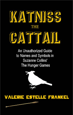 Book Review: Katniss the Cattail: An Unauthorized Guide, Valerie Frankel Cover Art