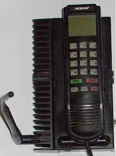 Nokia LX11 M11 tahun 1989