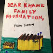 From Henry to Rhame Family Foundation