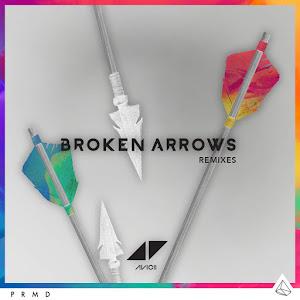 Avicii - Broken Arrows (Remixes) - EP Cover