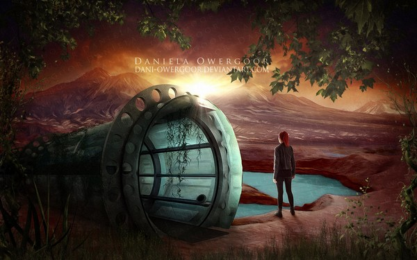 Time Tunnel - Past