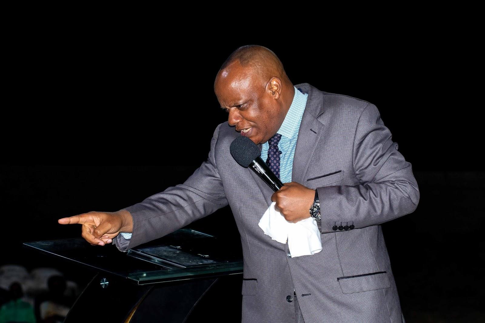 Apostle Alexander Chisango.