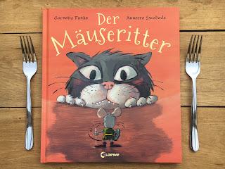 Cornelia Funkes Mäuseritter aus dem Loewe Verlag