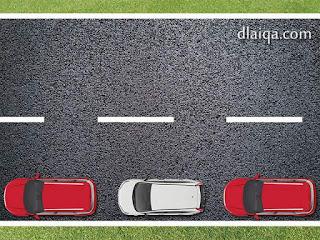 Fun Driving: Parkir Paralel