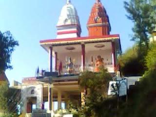 Tauni Devi Mandir.