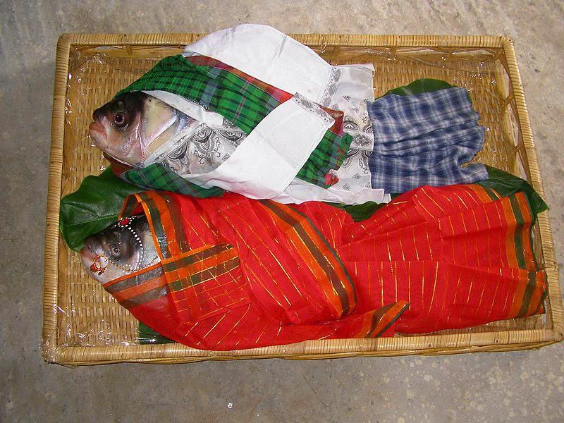 Bengali Biyer Tatta Sushi Wedding Snaps....