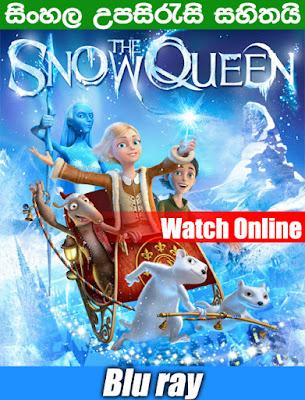 Snow Queen 2012 Full movie Watch Online With Sinhala Subtitle Movie