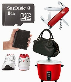 Deal of the Day:SanDisk MicroSD Card 8 GB Class 4 for Rs.210 | Flat 40% Off On Victorinox Swiss Knives | Flat 50% Off on Bags For Men & Women& more @ Flipkart