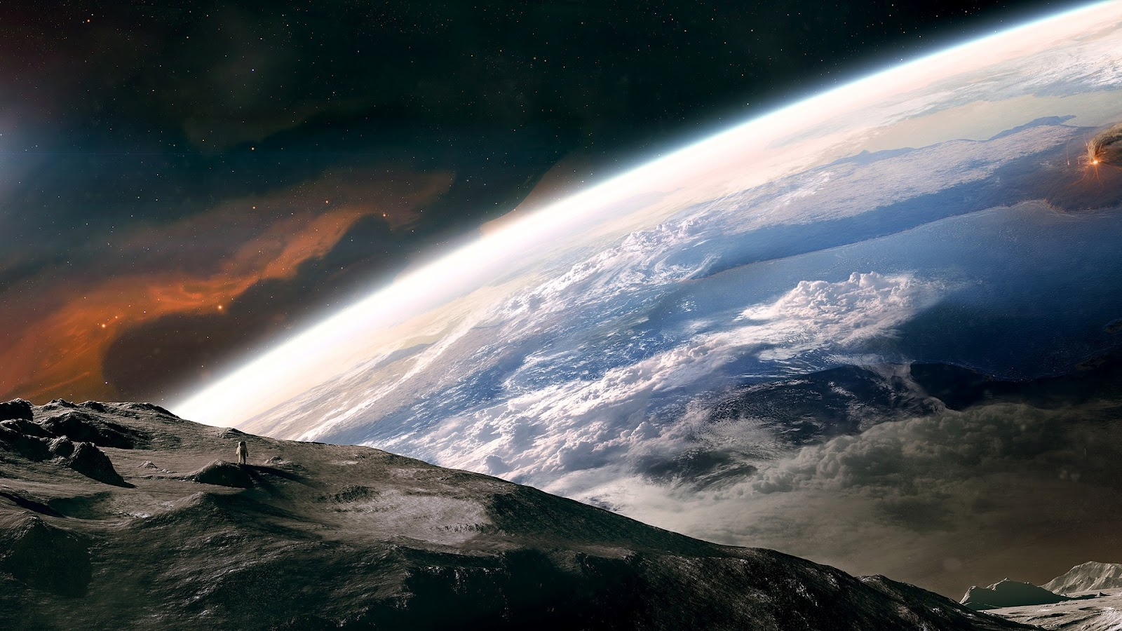 High Resolution Wallpaper: Space Wallpapers #2