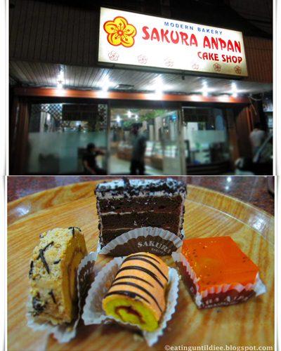 Sakura Anpan Cake Shop