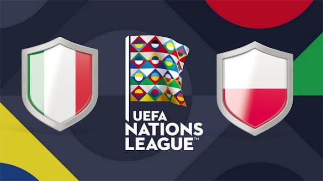 Prediksi UEFA Nations League Polandia vs Italia 15 Oktober 2018 Pukul 01.45 WIB
