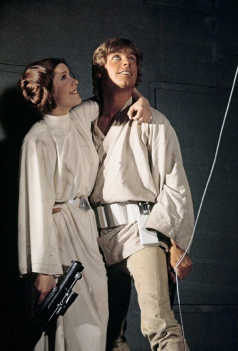 Ed Carney Ford >> What ever happened to….: Princess Leia from the Star Wars